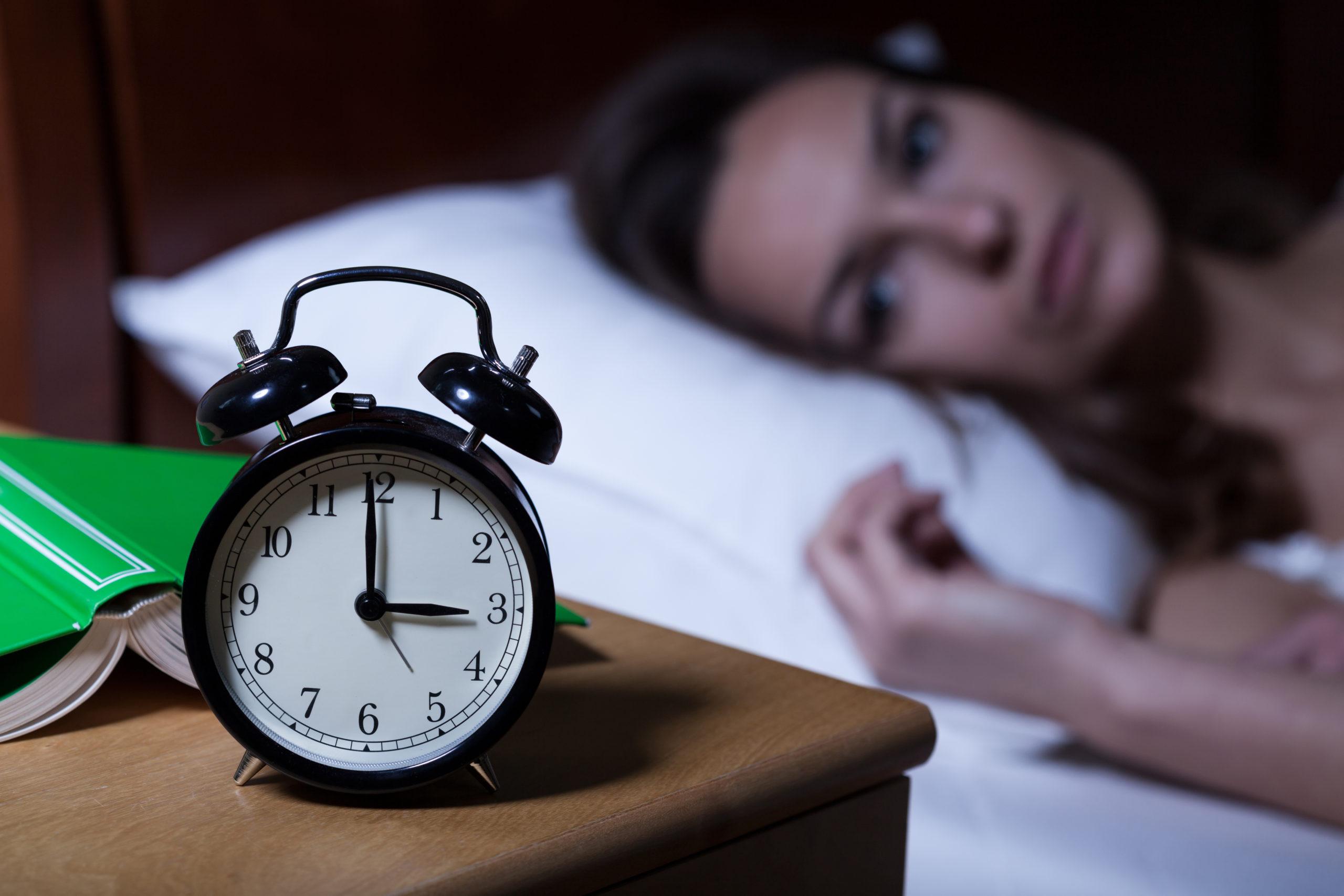 sleep in recovery